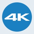 4K approved