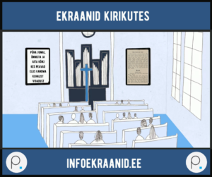 Infoekraanid kirikutes