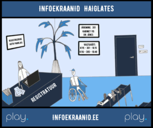 Infoekraanid tervishoiuasutustes ja haiglates