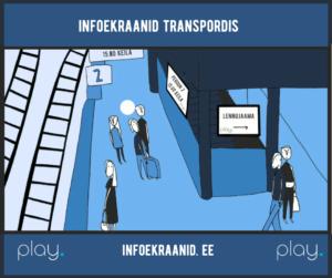 Infoekraanid transpordis
